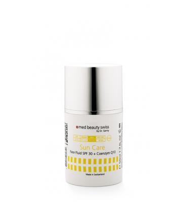 Sun Care - Face Fluid Spf30 + Coenzym Q10 - 50 ml